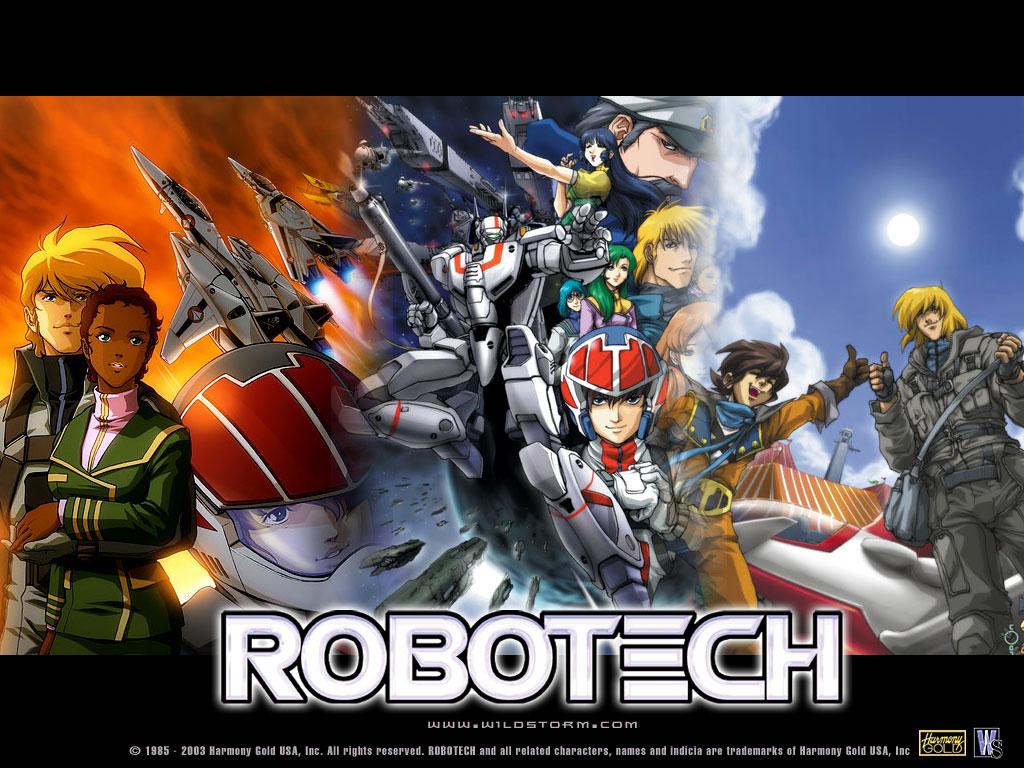 juegos robotech: