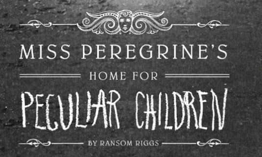 Genre Blending at it's Best: A Review of Miss Peregrine's Home For Peculiar Children