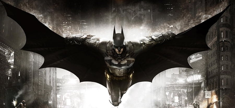 Hidden Worlds on Your Bookshelf: A Review of Batman: Arkham Knight (The Novelization)