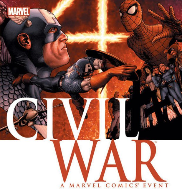 In this installment of Back Issue Bloodbath, Andrew and Gavin travel back to 2006's Marvel Civil War.