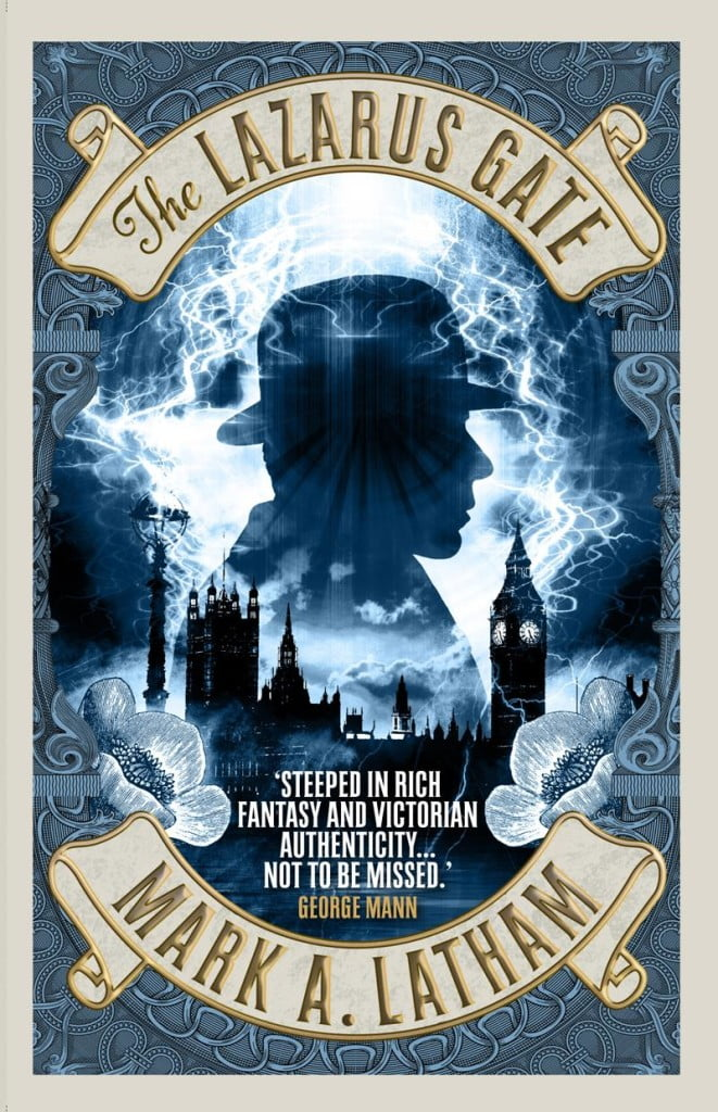 Looking for Victorian Adventure of the Supernatural variety? Look no further than The Lazarus Gate.