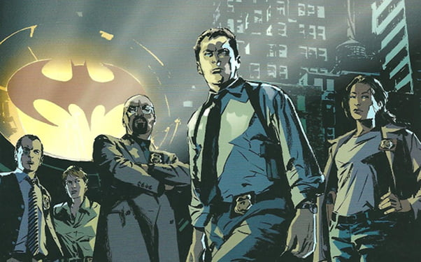 One of the many great comics produced by Ed Brubaker, The boys talk Gotham Central and more on the latest Bloodbath.