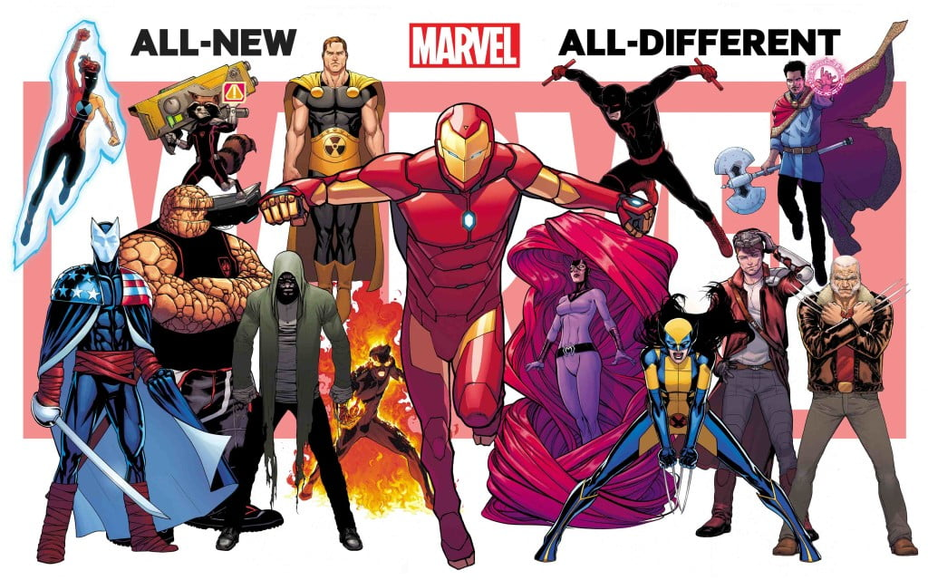"These characters might be different, but you can't really say they're ""All New"". That's what we talk about on an ALL NEW Bloodbath."