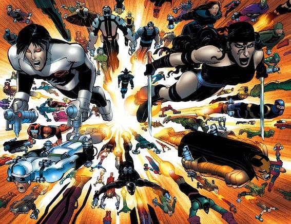Assault+on+S.H.I.E.L.D.+Helicarrier