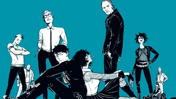 Andrew and Gavin talk Deadly Class on an ALL NEW Bloodbath.