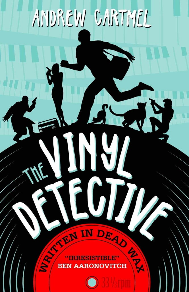 The Vinyl Detective = A Great Summer Read.