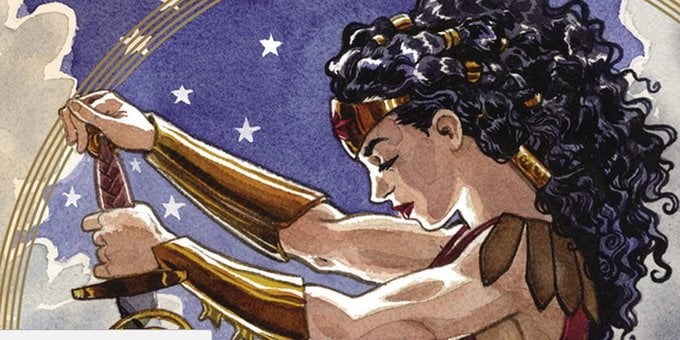 Fear and Loathing in Geekdom: Wonder Woman: The True Amazon