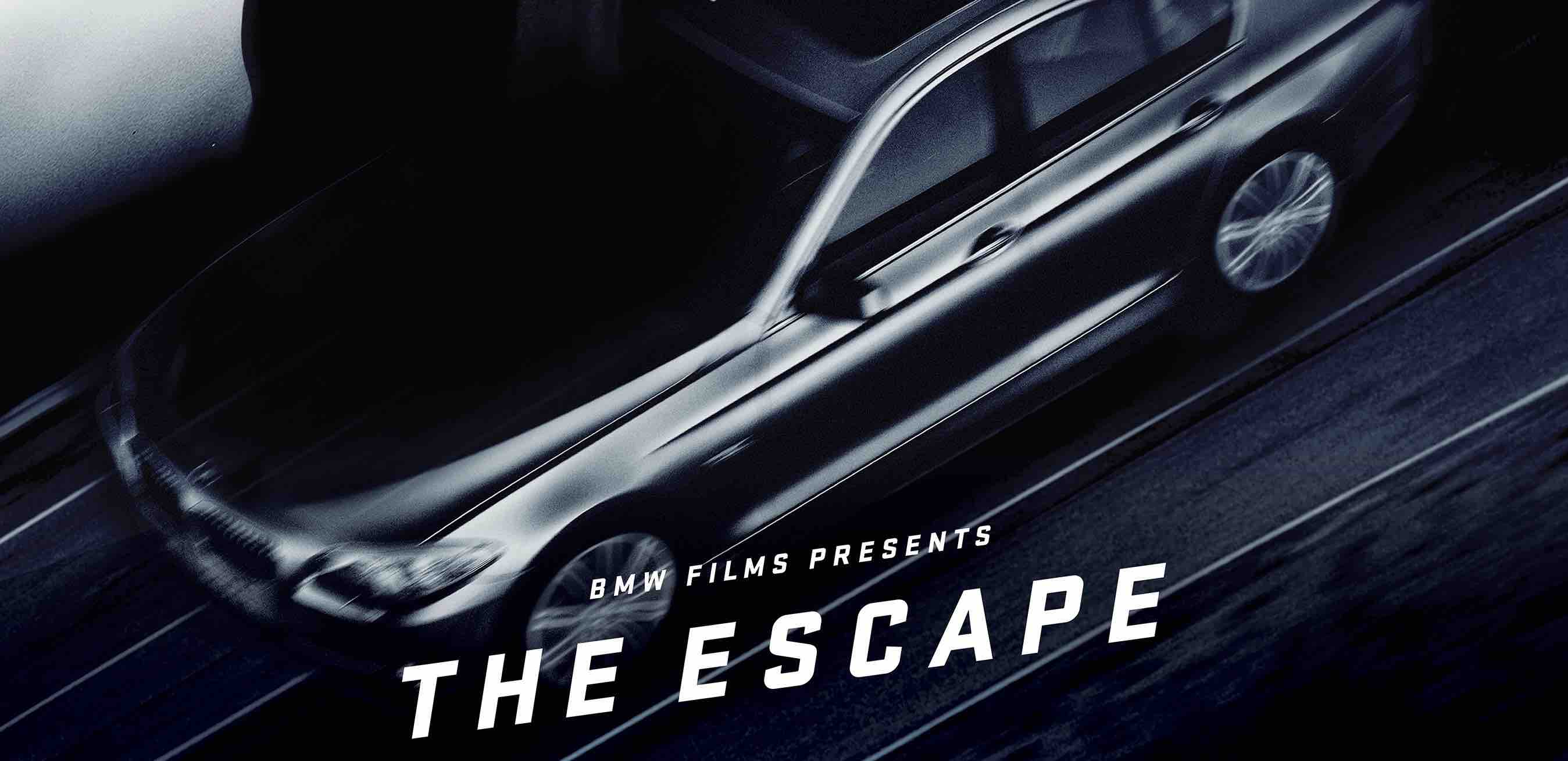 Andrew's Picks: BMW Films' The Escape