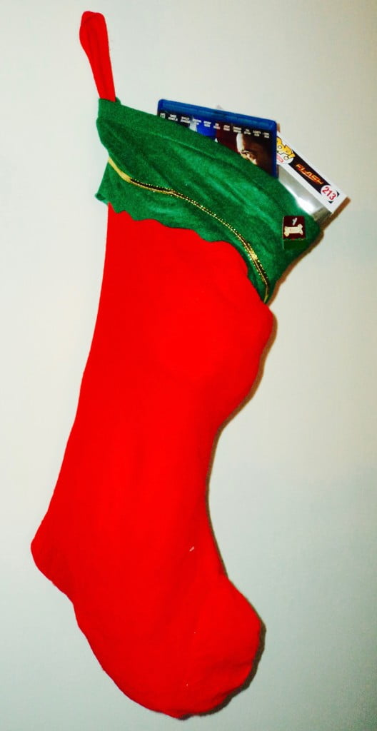 Congratulations Andrew. You won a pretty awesome Christmas Stocking.