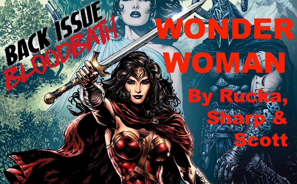 Since Rebirth, Wonder Woman has been MUST Reading. Listen as we break the story down on Bloodbath.