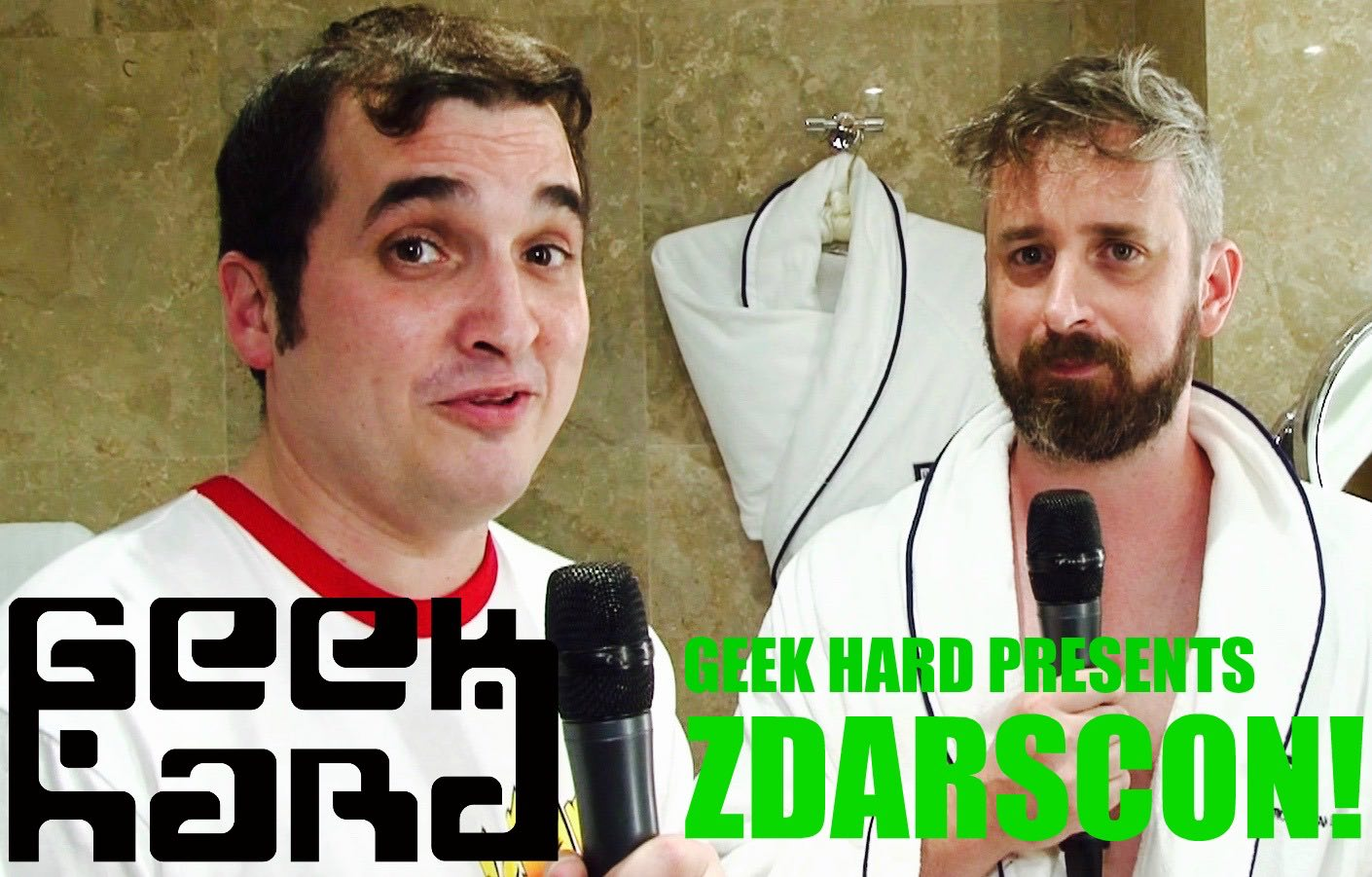Geek Hard Presents: A Look Back on ZDARSCON 2016!