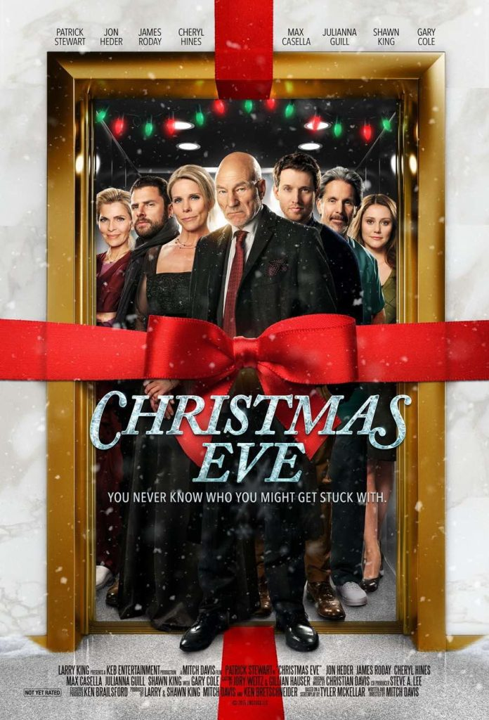 Spend Christmas Eve with these folks on DVD.