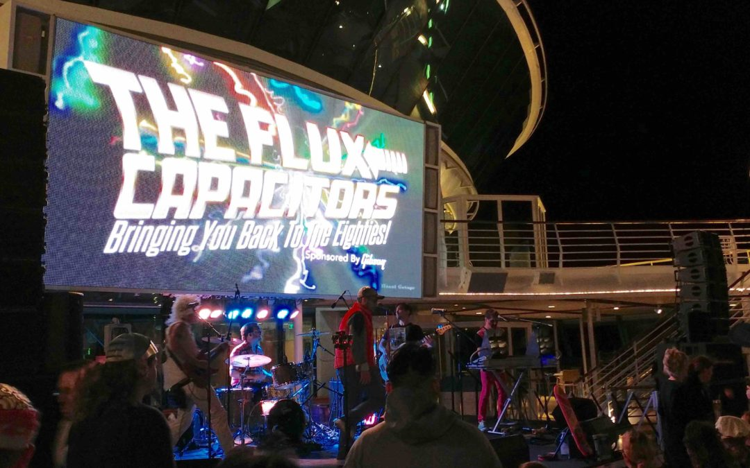 Highlights from Fan2Sea Cruise Day 1 (A Fear and Loathing Special Report)