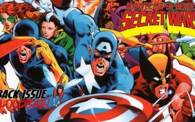 Back Issue Bloodbath Episode 64: Marvel Super Heroes Secret Wars!