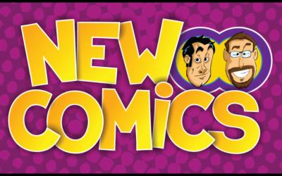 New Comics (02-21-2018)