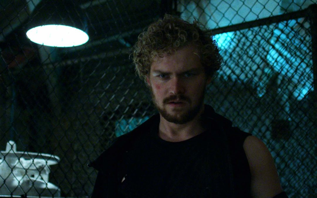 Countdown to Marvel's Iron Fist (on Netflix): Iron Origins!