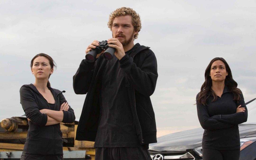 Countdown to Marvel's Iron Fist (on Netflix): The Immortal Iron Fist