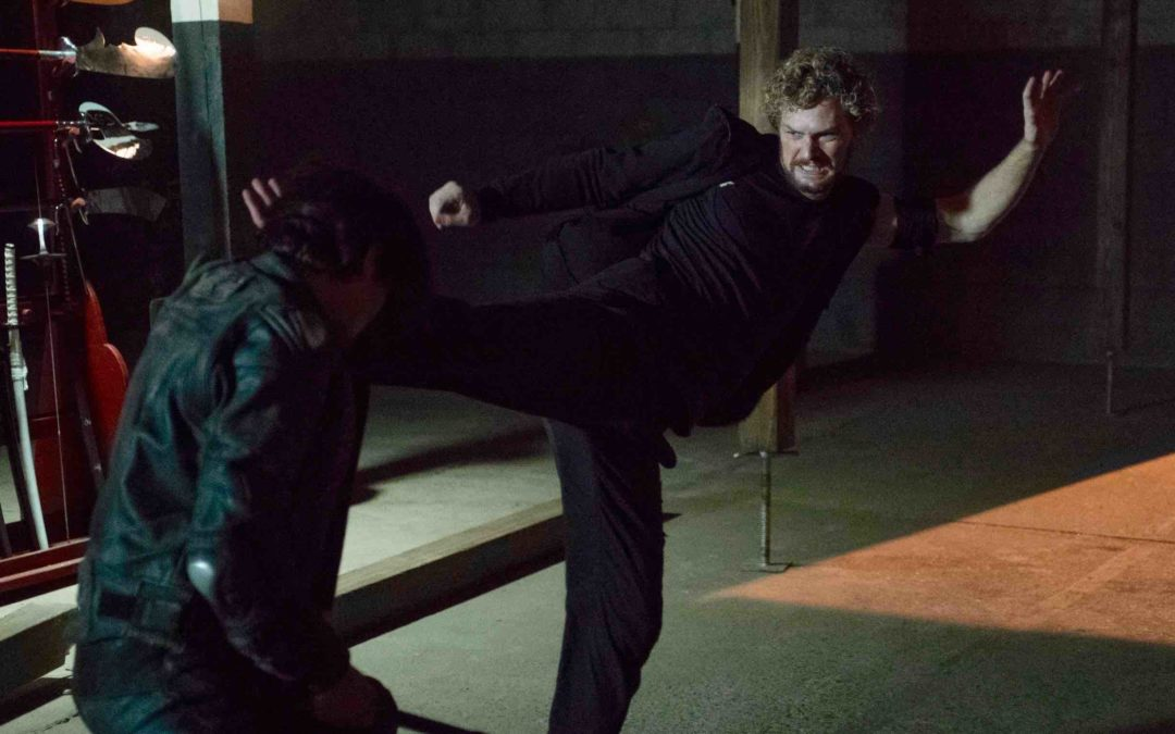 Countdown to Marvel's Iron Fist (on Netflix): Life, Death & Resurrection!