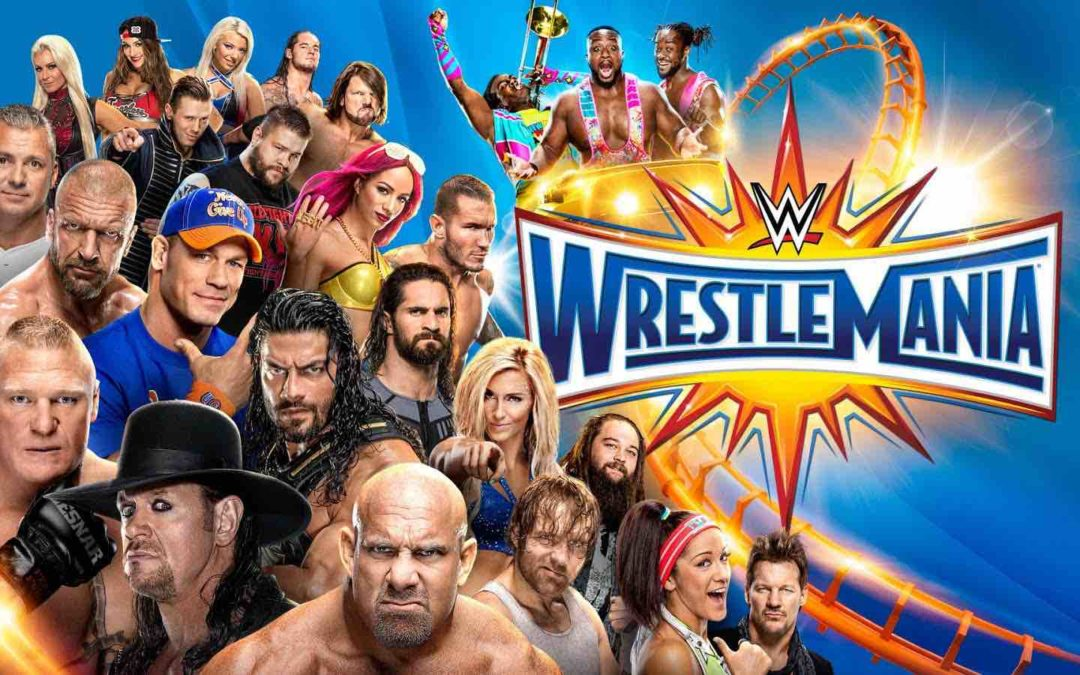 Fear and Loathing in Geekdom: Wrestlemania!