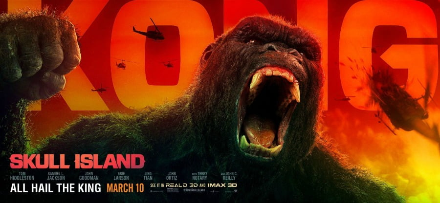 This Week's Episode of Geek Hard (03-10-2017): Kong's Last Laugh with Ferne Pearlstein & James Armstrong