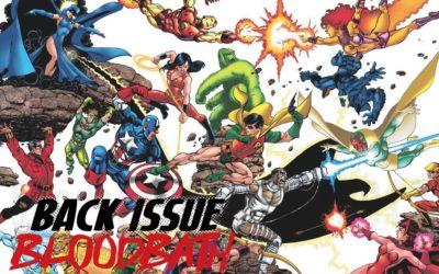 Back Issue Bloodbath Episode 78: Spotlight on George Perez