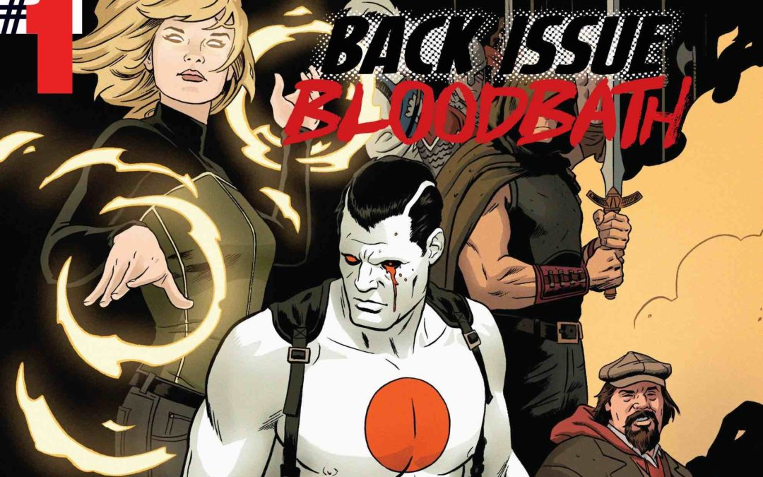 Back Issue Bloodbath Episode 80: The Valiant