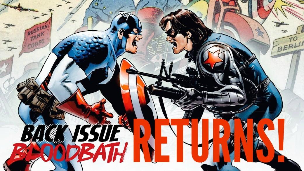 Back Issue Bloodbath Episode 92: Comic Character Returns!
