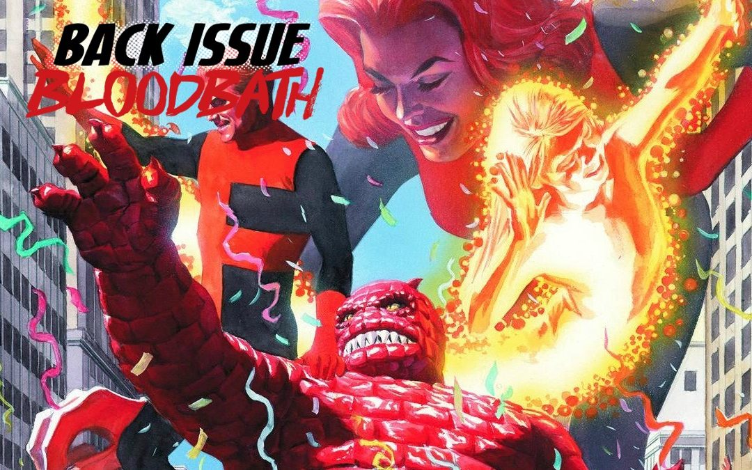 Back Issue Bloodbath Episode 96: The Works of Kurt Busiek