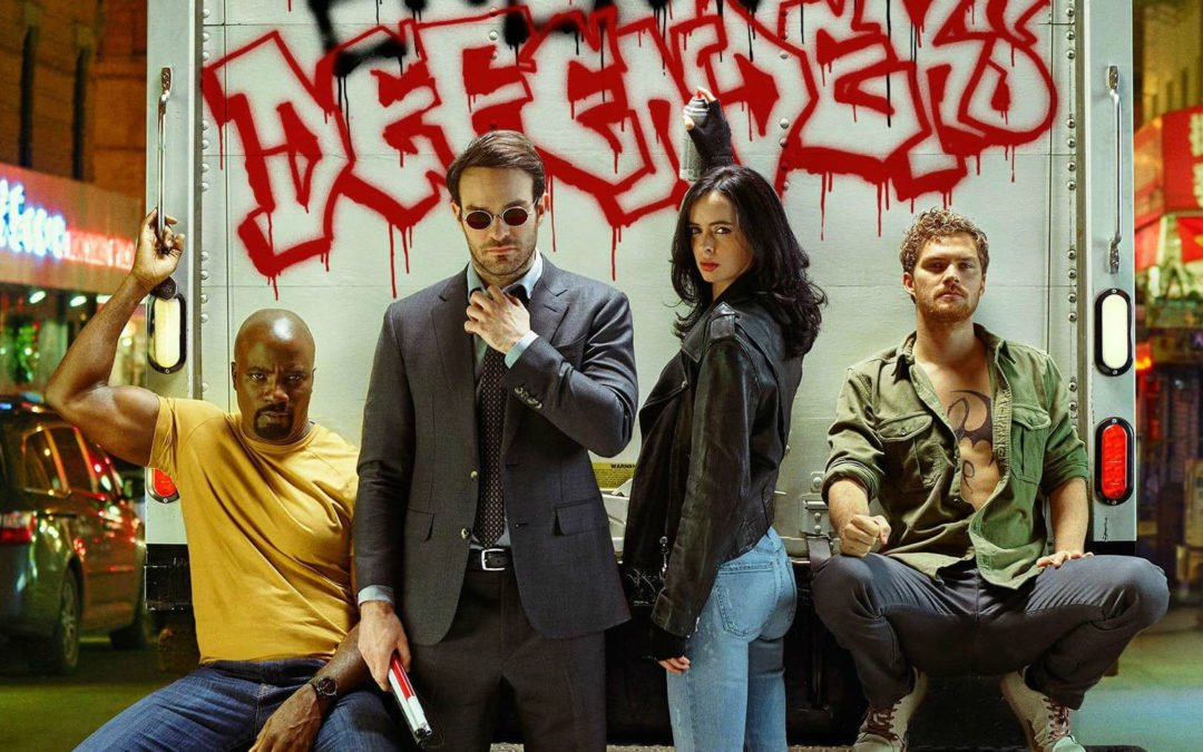Geek Hard: Episode 376 – The Defenders of Krackle Noise