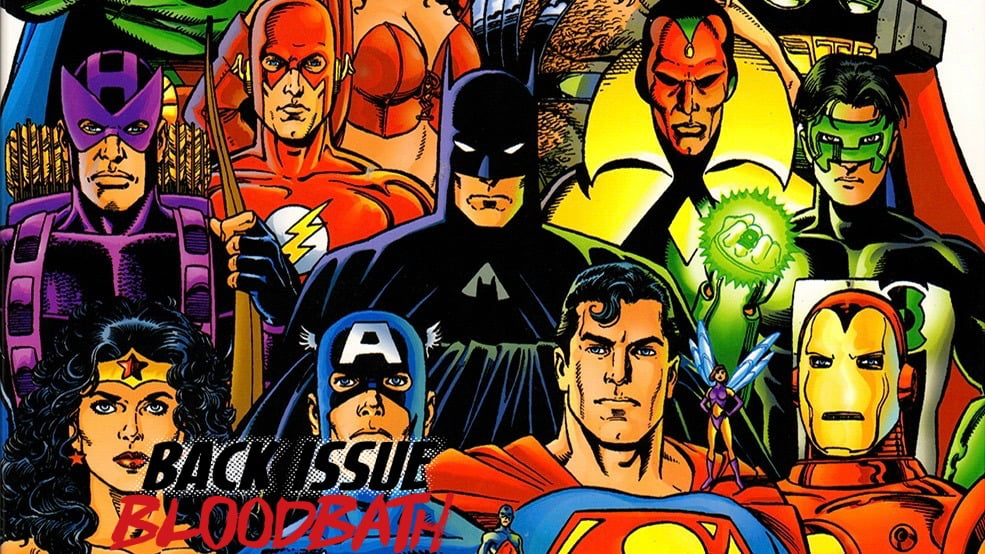 Back Issue Bloodbath Episode 100: Comics' Most Important Characters