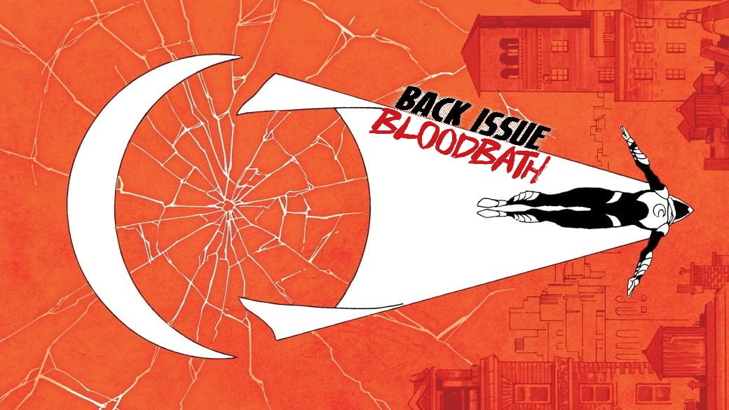 Back Issue Bloodbath Episode 102: Moon Knight by Warren Ellis and Declan Shalvey