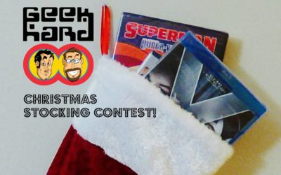 It's Back! The 2017 Geek Hard Christmas Stocking Contest!