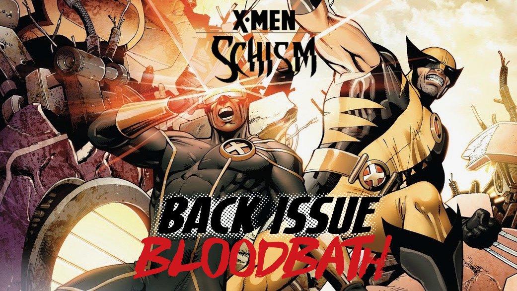 Back Issue Bloodbath Episode 264: X-Men Schism