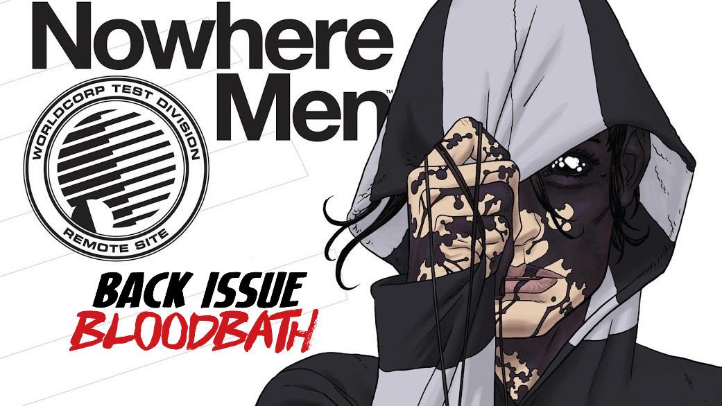 Back Issue Bloodbath Episode 271: Nowhere Men