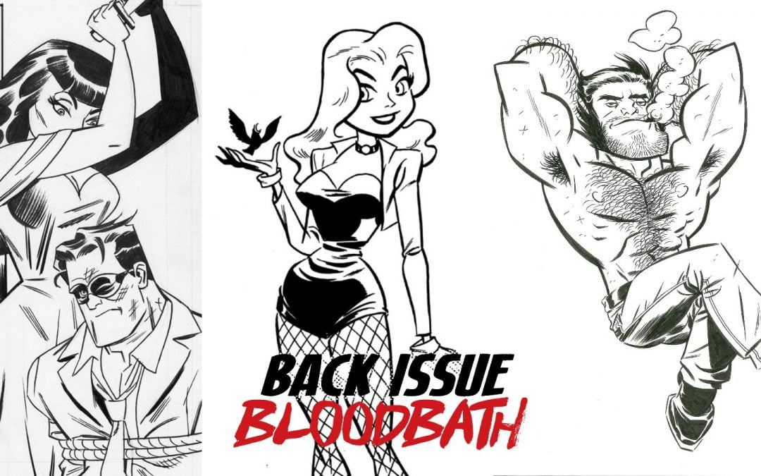 Back Issue Bloodbath Episode 273: The Comic Art of J. Bone