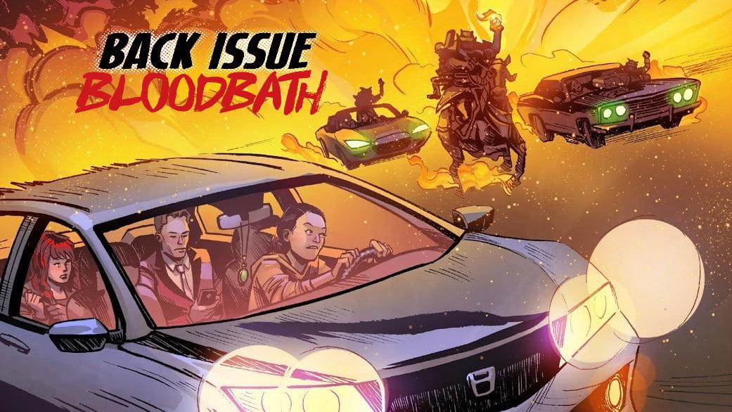 Back Issue Bloodbath Episode 281: Afterlift