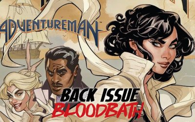 Back Issue Bloodbath Episode 285: Adventureman