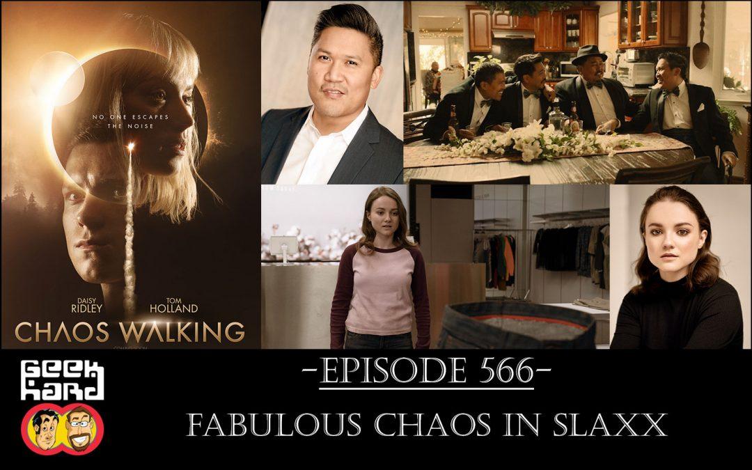 Geek Hard: Episode 566 – Fabulous Chaos in Slaxx