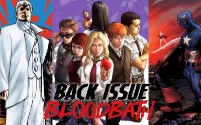 Back Issue Bloodbath Episode 299: Trade Waiting and the Reason Issues are Late!